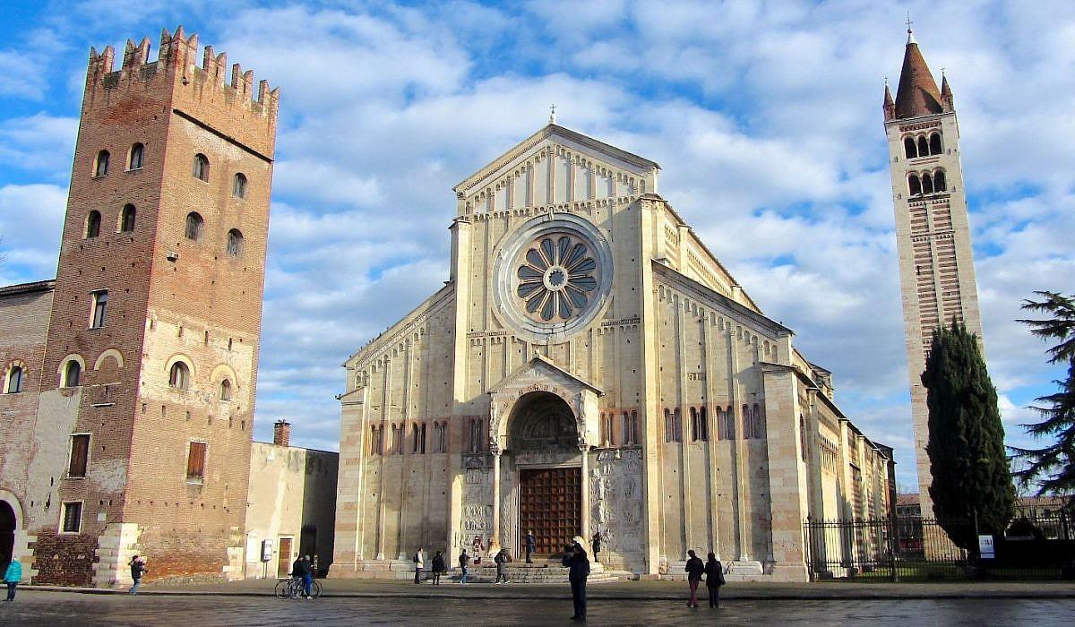 San Zeno Maggiore, Verona | italien.de