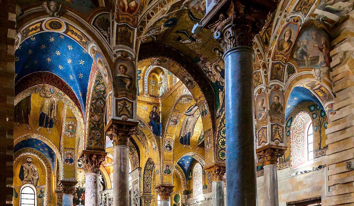 Santa Maria dell Ammiraglio, Palermo | italien.de