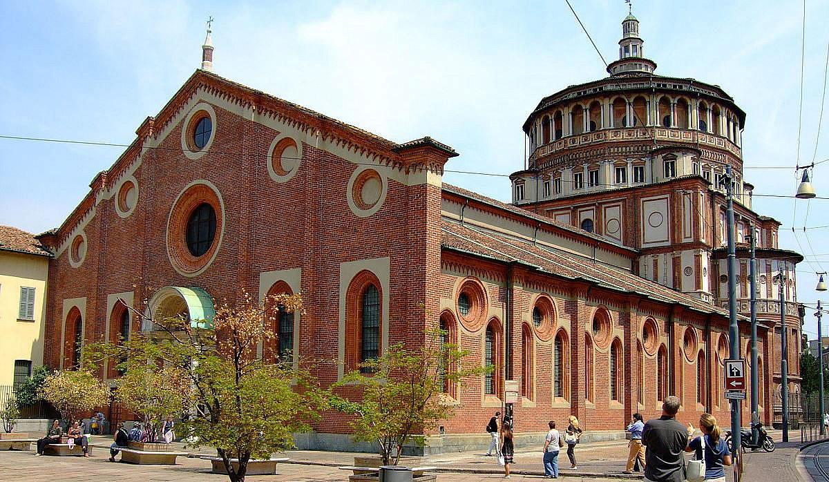 Santa Maria delle Grazie, Milano | italien.de