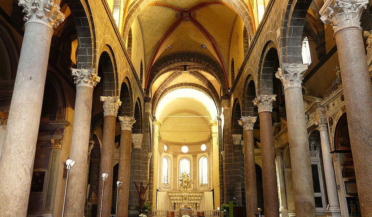 Santa Maria di Castello, Genua | italien.de