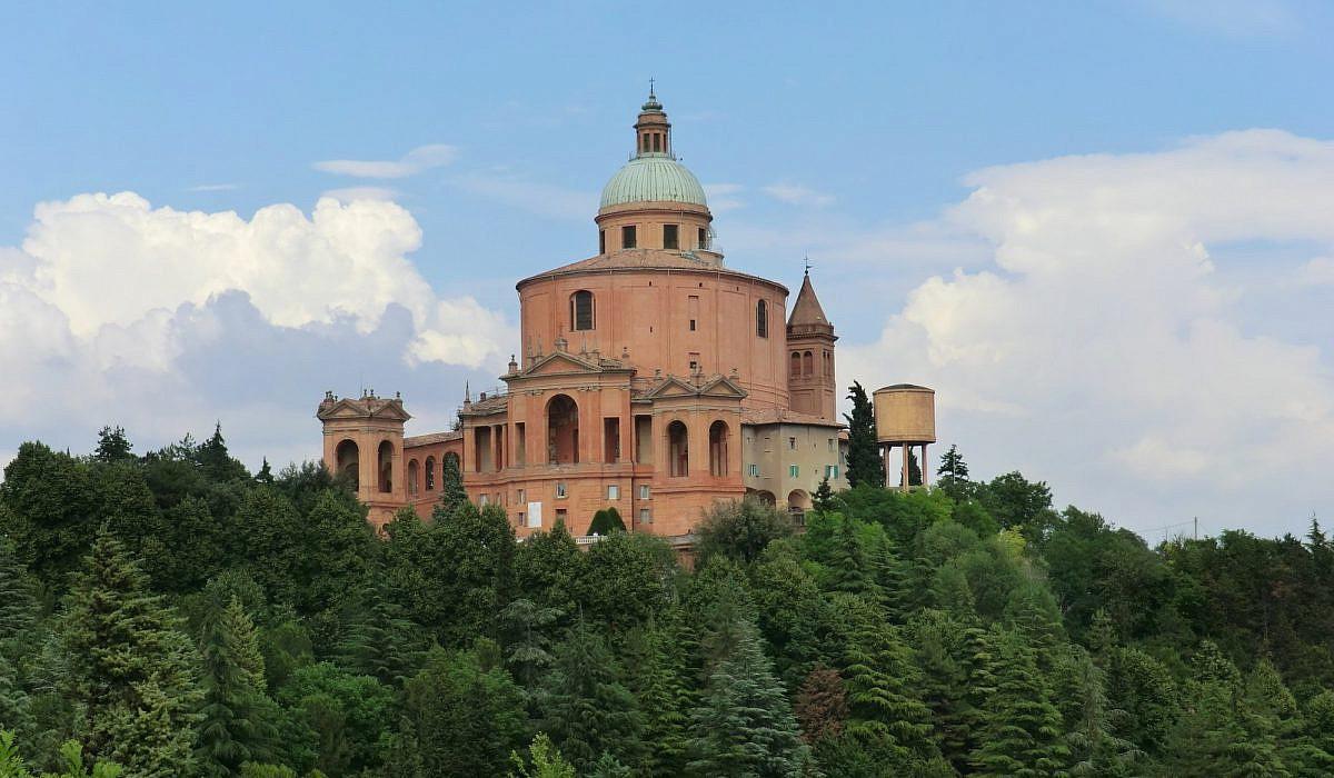 Santuario della Madonna di San Luca, Bologna | italien.de