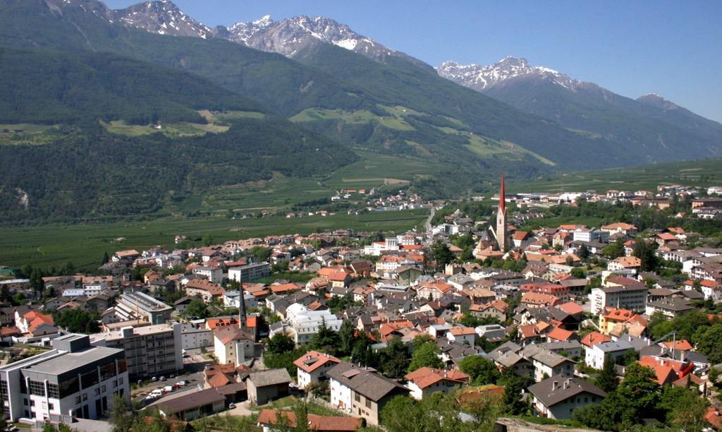Schlanders im Vinschgau, Südtirol | italien.de