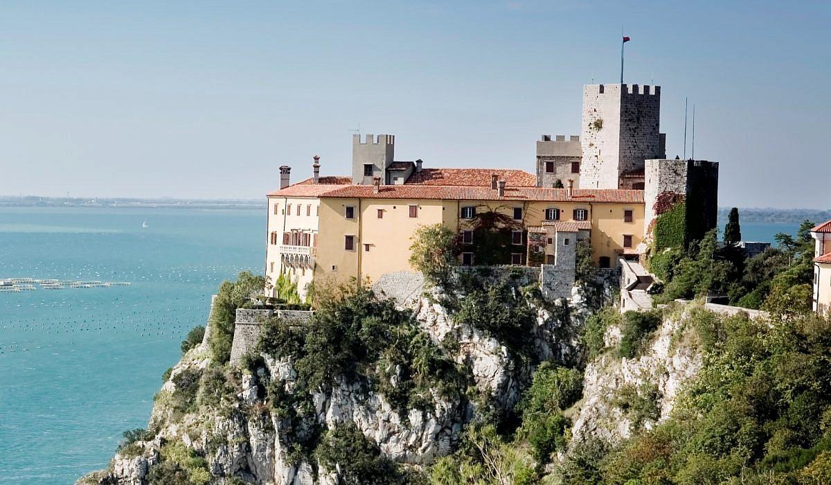 Schloss Duino bei Triest | italien.de