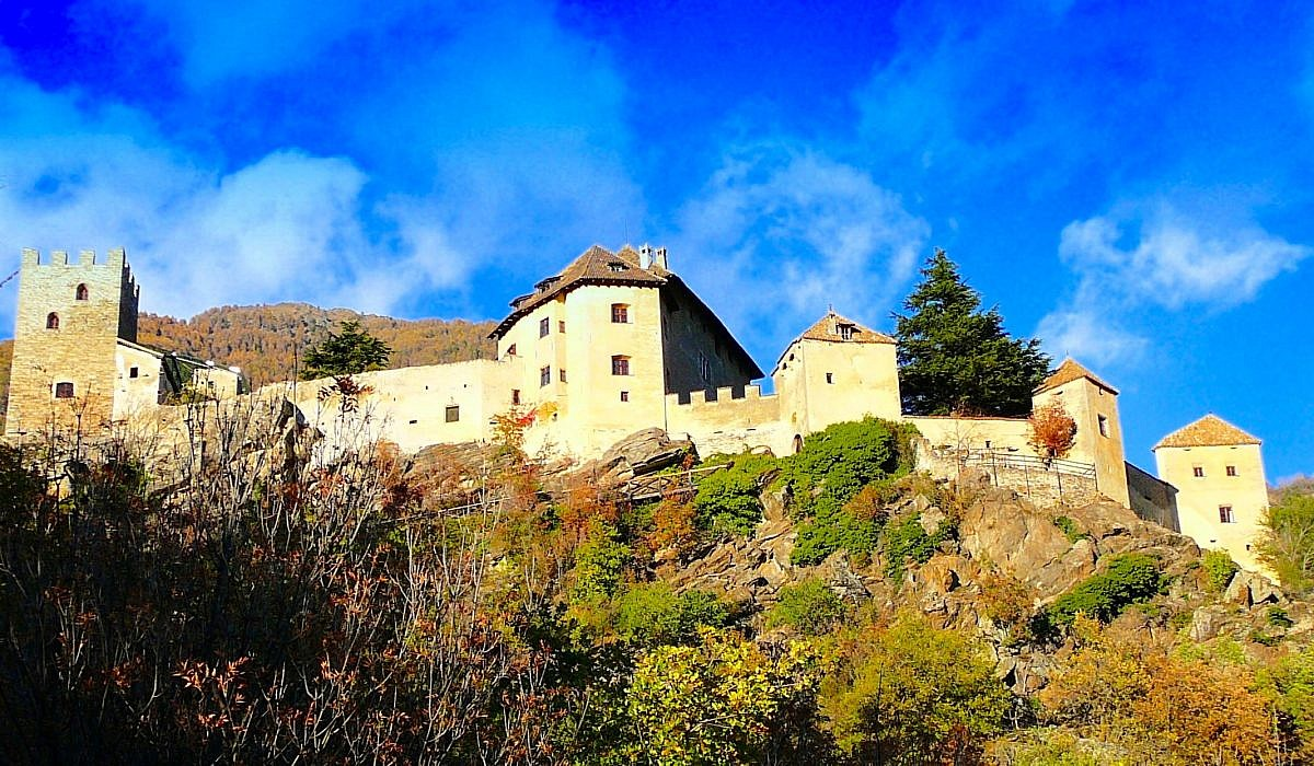 Reinhold Messners Schloss Juval in Südtirol | italien.de