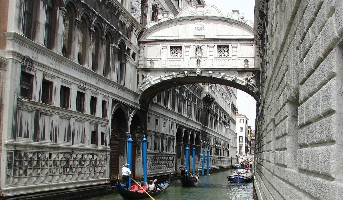 Seufzerbrücke in Venedig | italien.de