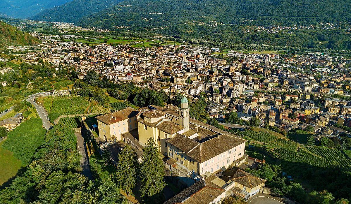 Sondrio, Lombardei | italien.de