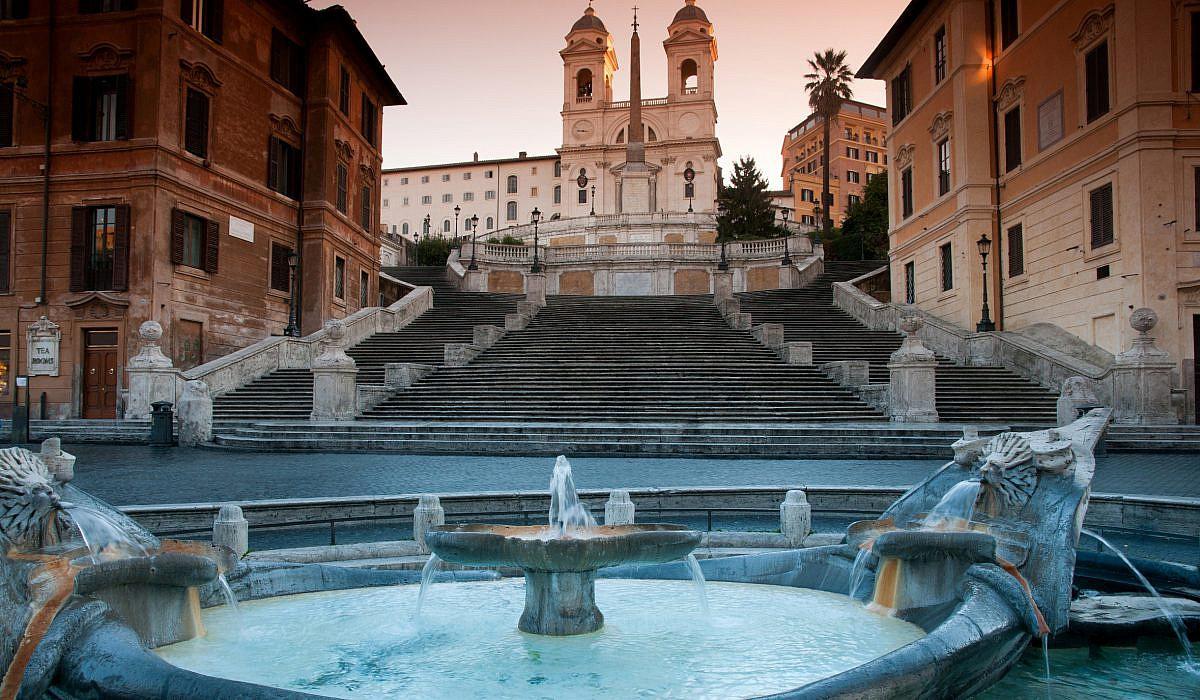 Spanische Treppe, Rom | italien.de