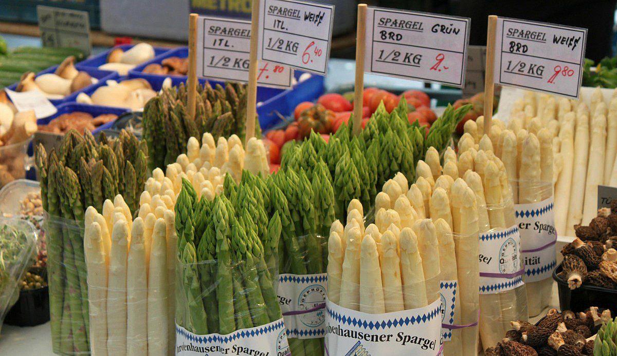 Spargel (ital.: Asparagi), Rezepte | italien.de