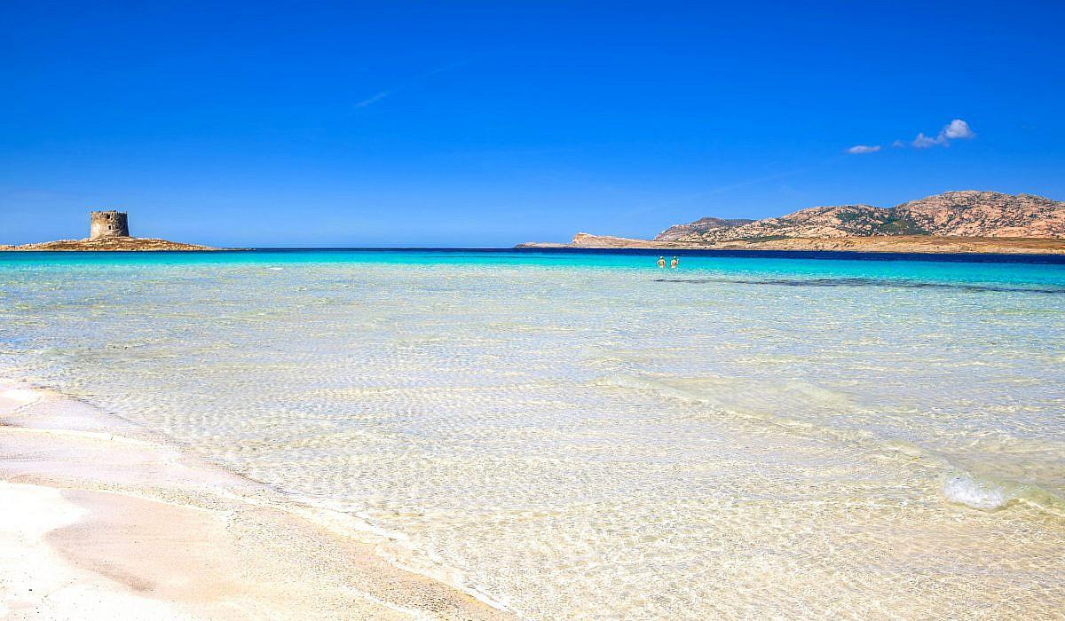 Spiaggia La Pelosa auf Sardinien | italien.de