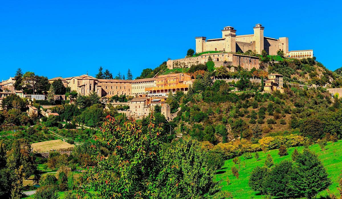 Spoleto, Umbrien | italien.de