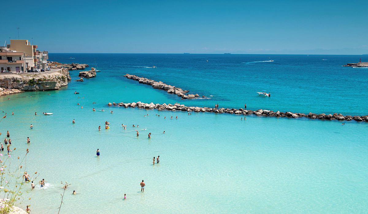 Strand in Apulien | italien.de