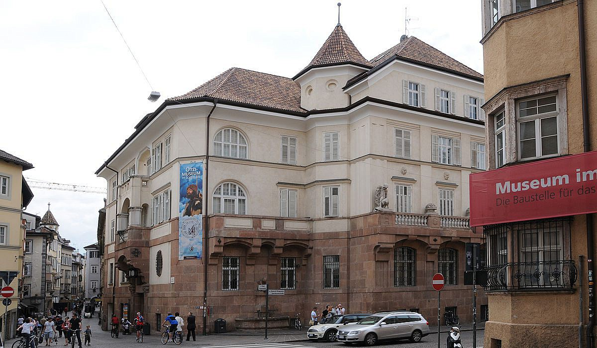 Südtiroler Archäologiemuseum, Bozen | italien.de