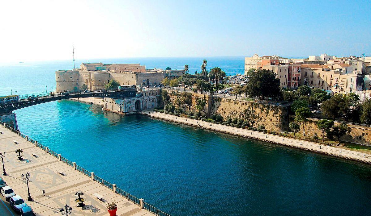 Taranto, Provinzhauptstadt in Apulien | italien.de