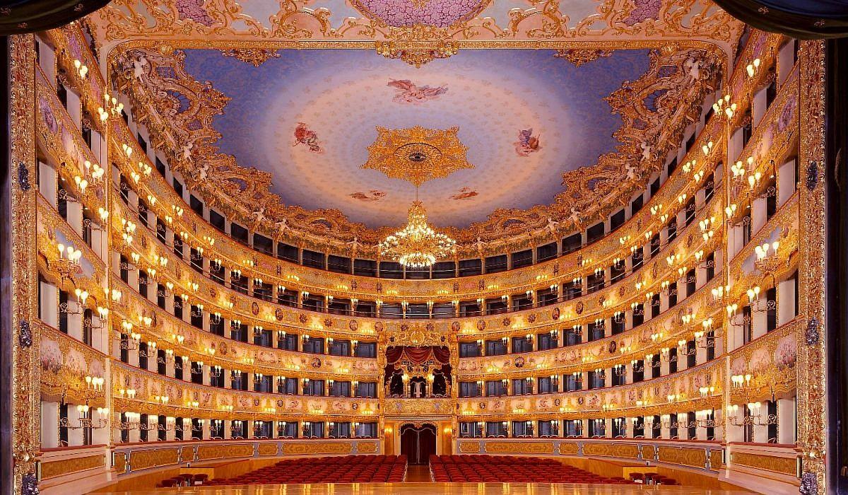 Teatro La Fenice, Venedig | italien.de