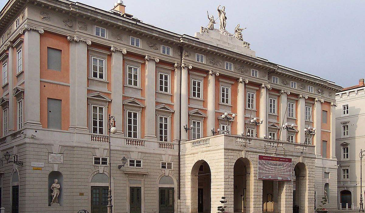 Teatro Lirico Giuseppe Verdi, Triest | italien.de