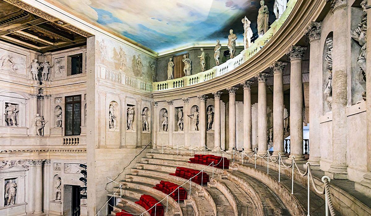 Teatro Olimpico, Vicenza | italien.de