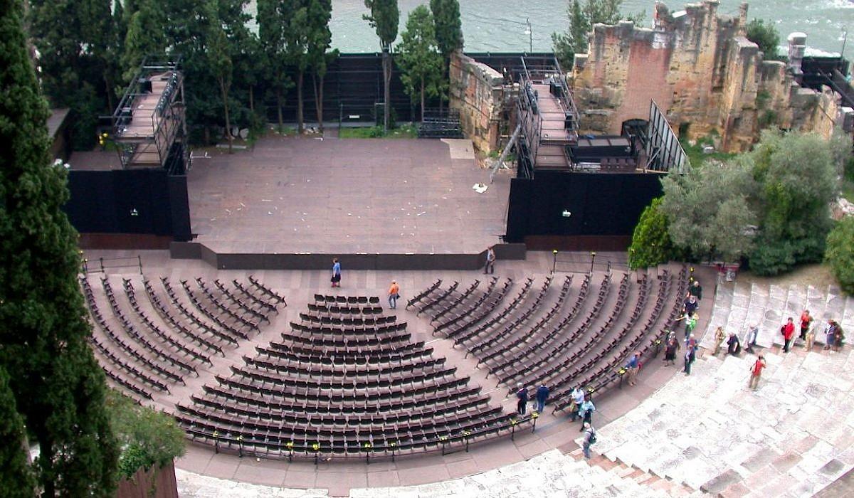 Teatro Romano, Verona | italien.de