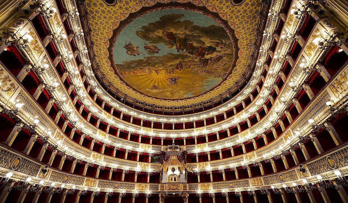 Teatro San Carlo, Neapel | italien.de
