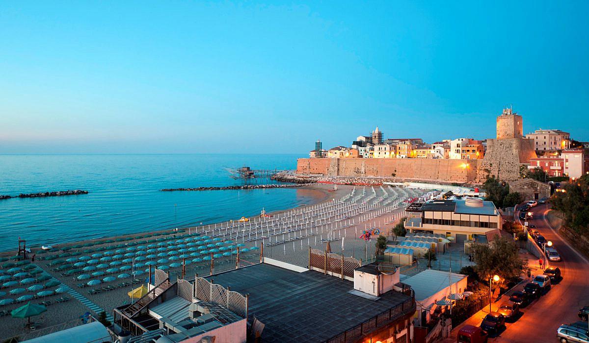 Strand von Termoli, Campobasso, Molise | italien.de