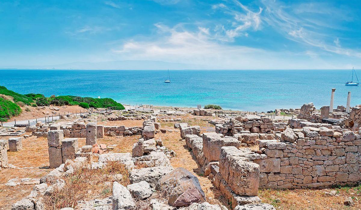 Tharros, Sardinien | italien.de