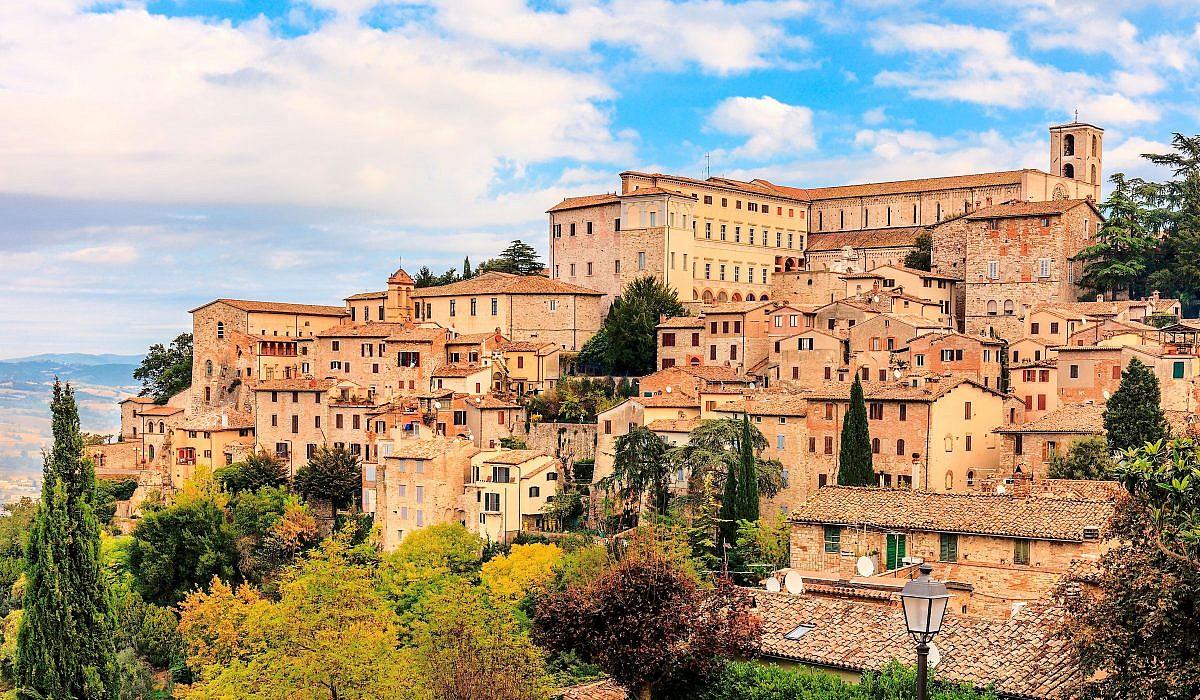Todi, Umbrien | italien.de