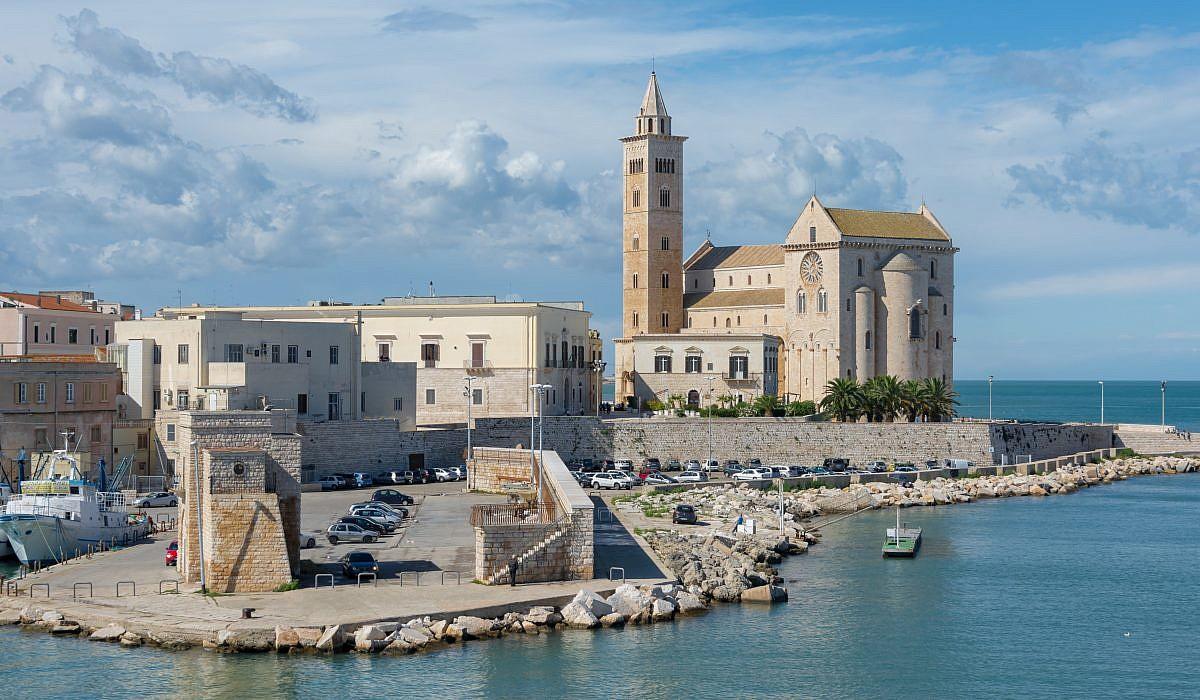 Trani, Apulien | italien.de