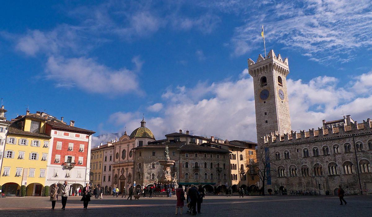 Trient, Hauptstadt Trentino-Südtirol | italien.de