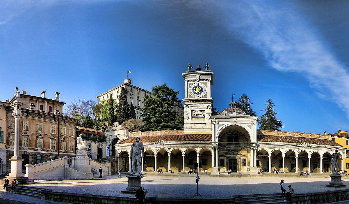 Udine friaul julisch venetien for Designhotel udine