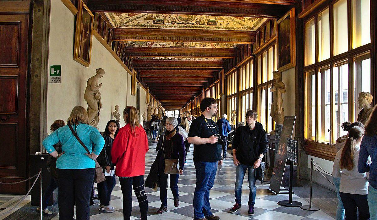 Die Uffizien in Florenz | italien.de