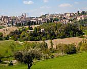 Urbino-Marken-Italien