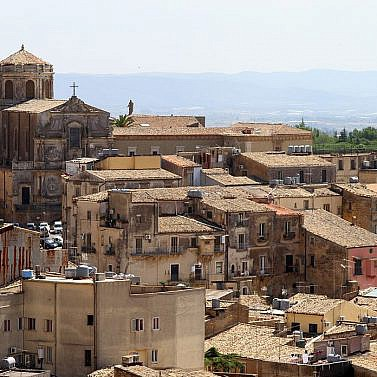 Spätbarocke Städte des Val di Noto