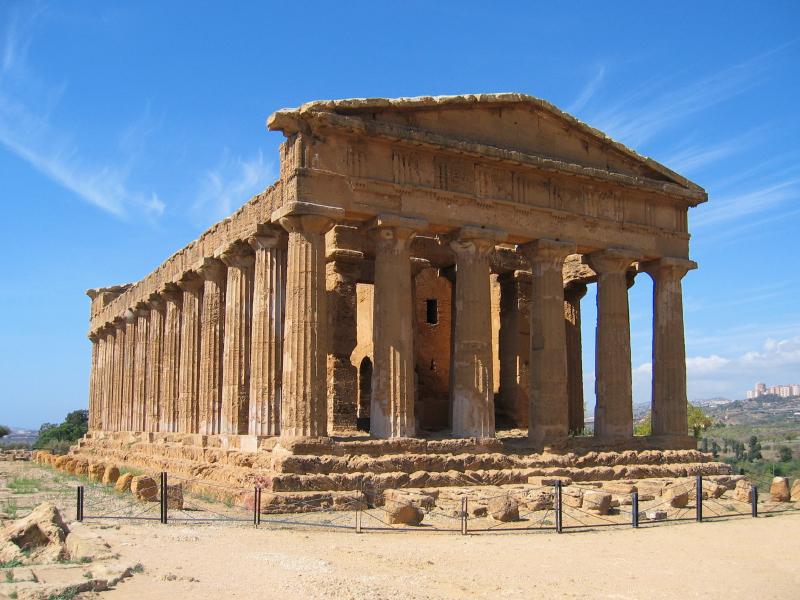 Valle dei Templi, Agrigent, Sizilien | italien.de
