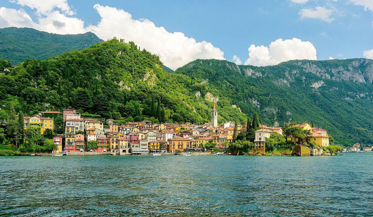 Varenna, Comer See, Lombardei | italien.de