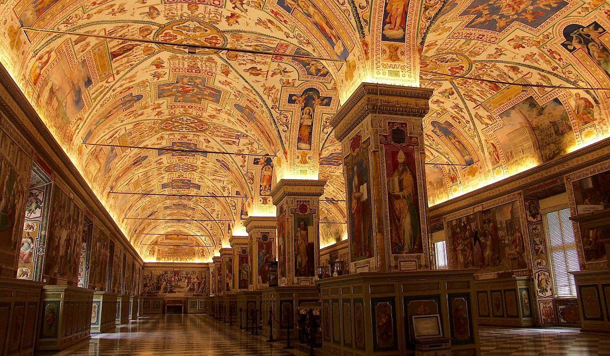 Vatikanische Museen, Vatikan, Rom | italien.de