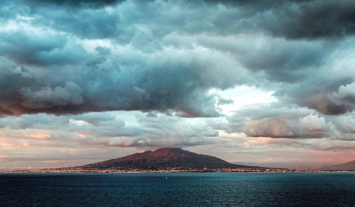 Vulkan Vesuv bei Neapel, Kampanien | italien.de