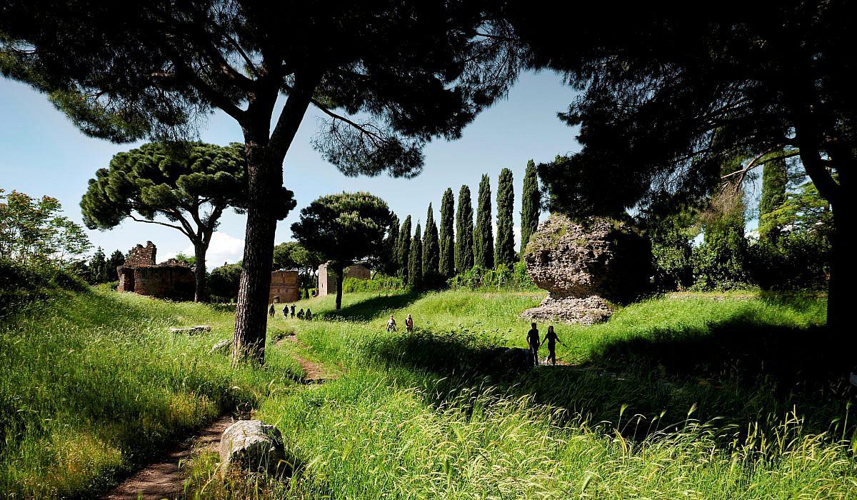Via Appia Antica bei Rom | italien.de