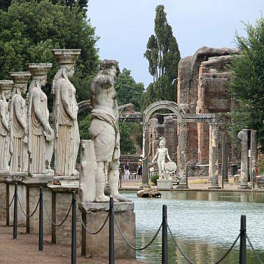 Villa Adriana (Hadriansvilla)