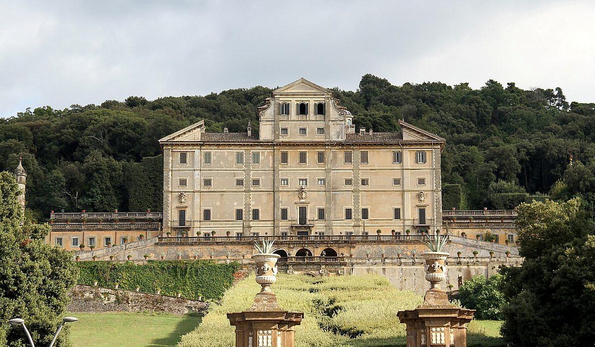 Villa Aldobrandini in Frascati, Latium | italien.de