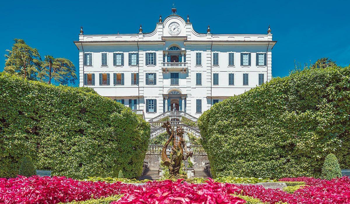 Villa Carlotta, Comer See | italien.de