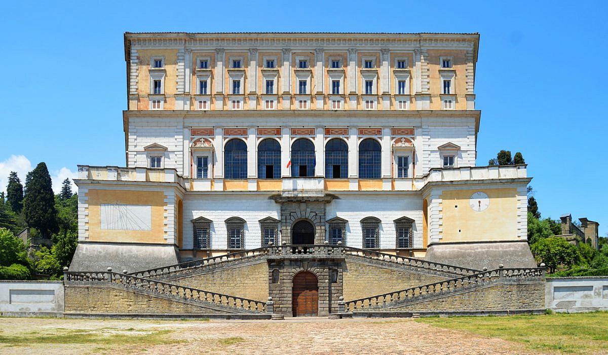 Villa Farnese, Caprarola | italien.de