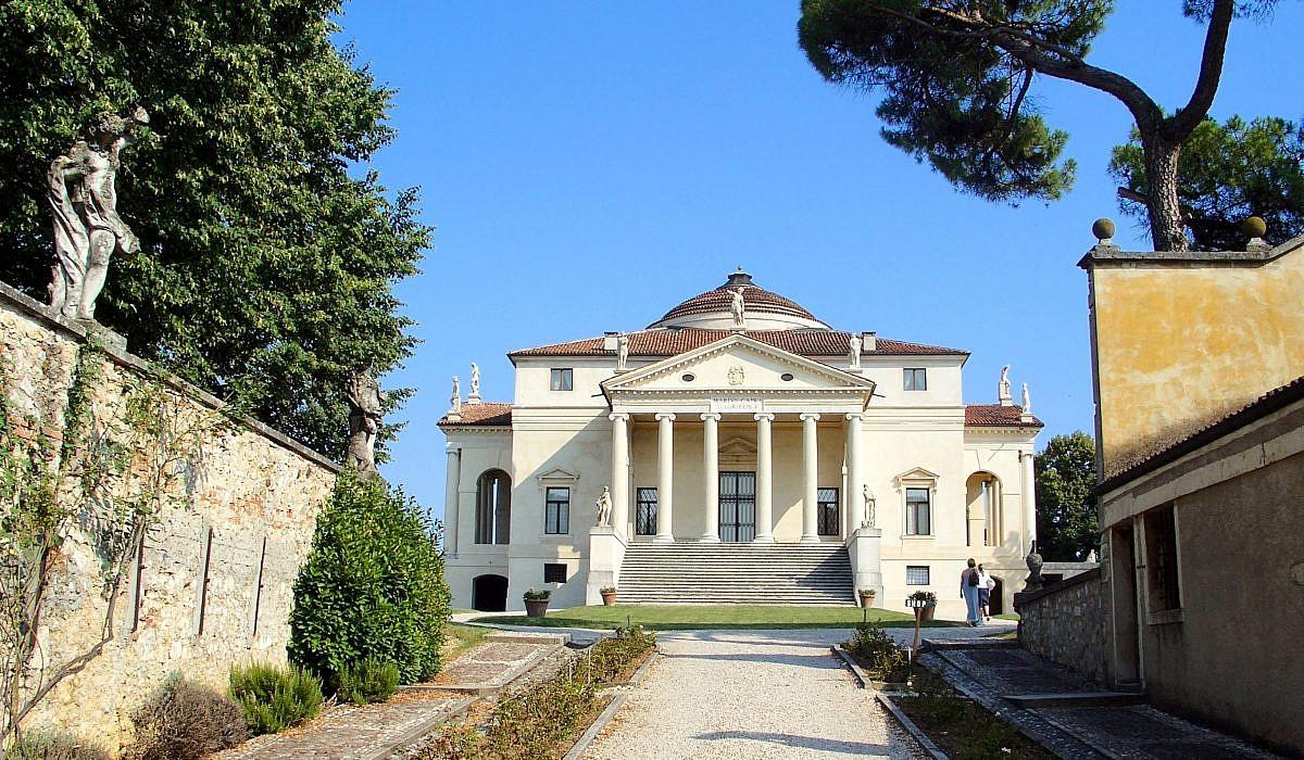 Villa La Rotonda, Vicenza | italien.de