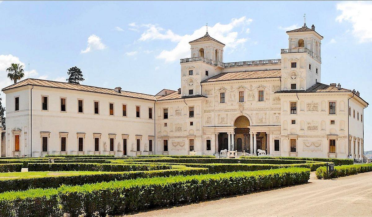 Villa Medici, Rom | italien.de