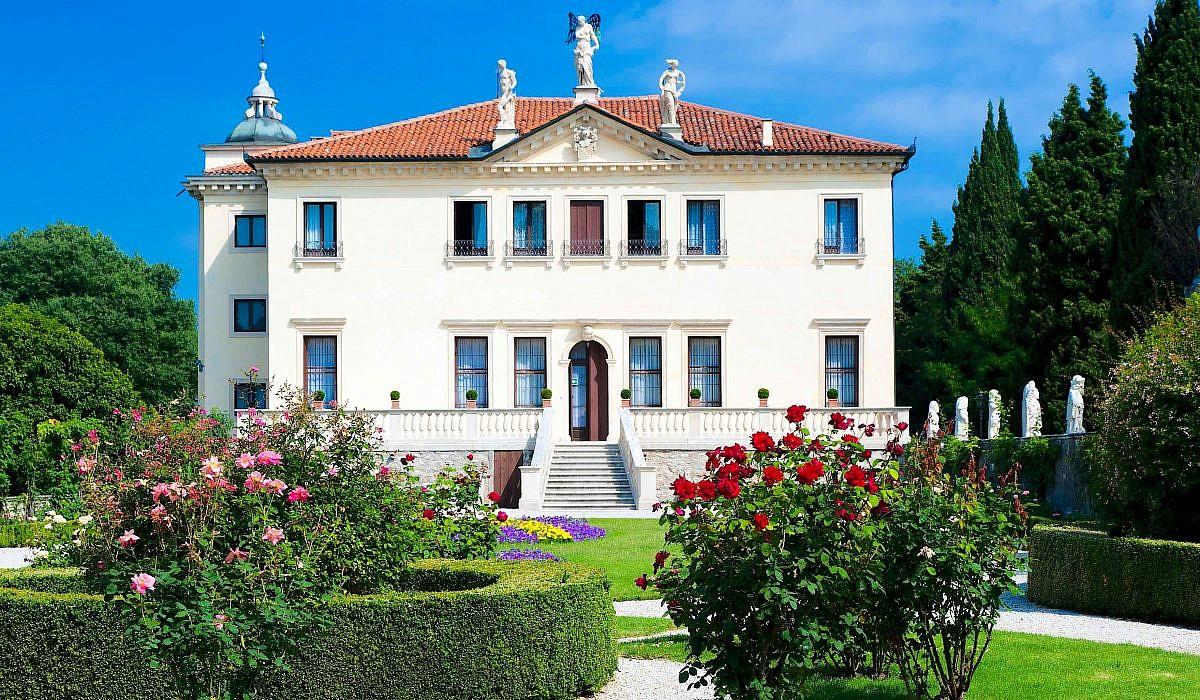 Villa Valmarana ai Nani, Vicenza | italien.de