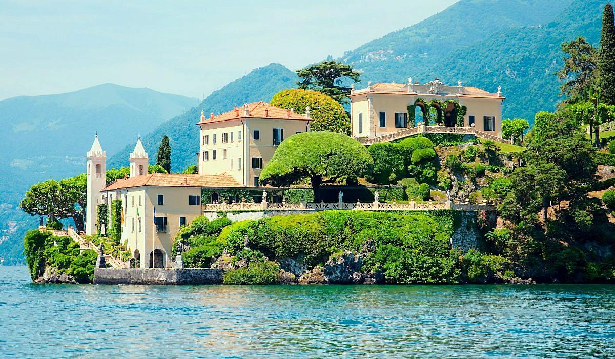 Villa del Balbianello, Comer See | italien.de