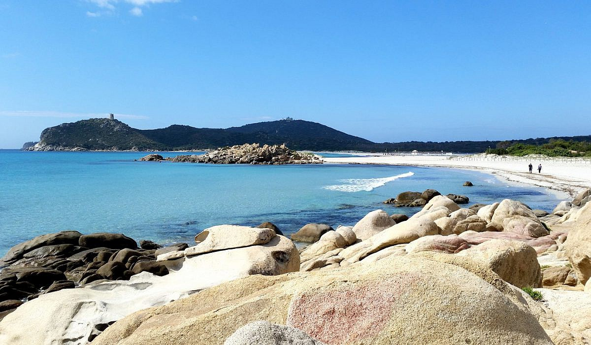 Strand von Villasimius, Sardinien | italien.de