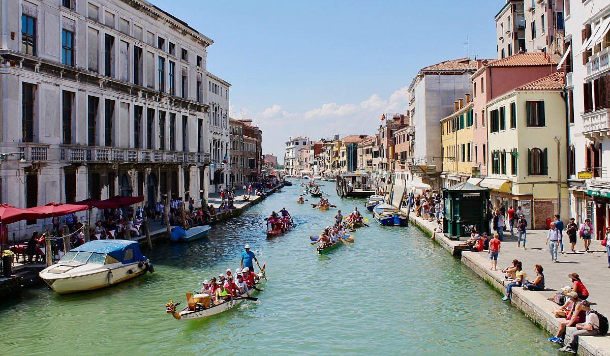 Vogalonga, Venedig | italien.de