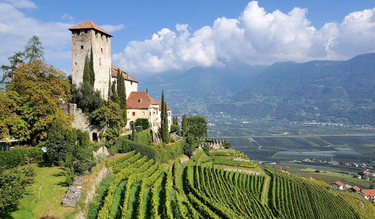 Waalwege Meran, Südtirol | italien.de