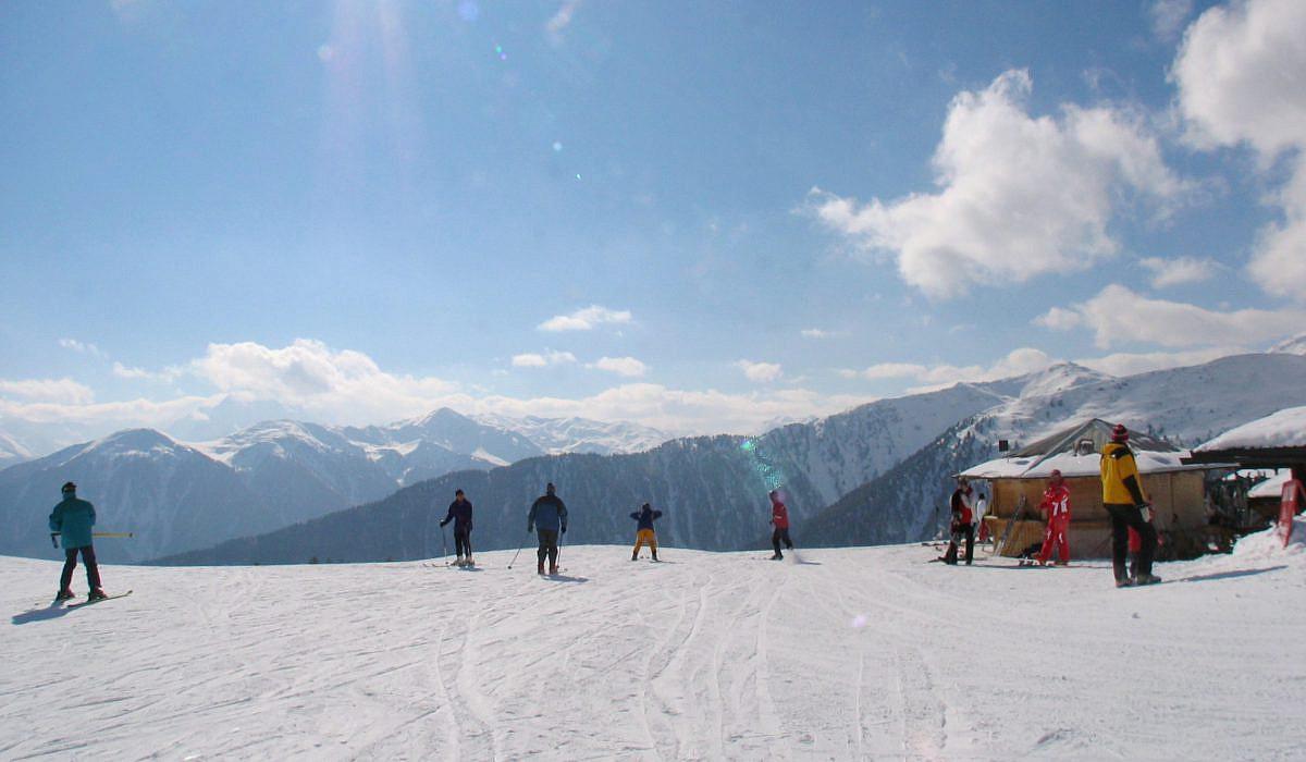 Skigebiet Watles im Vinschgau | italien.de
