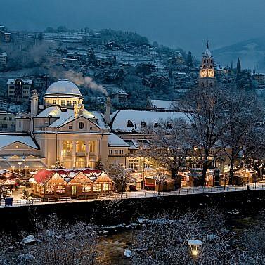 Die romantischsten Weihnachtsmärkte in Südtirol