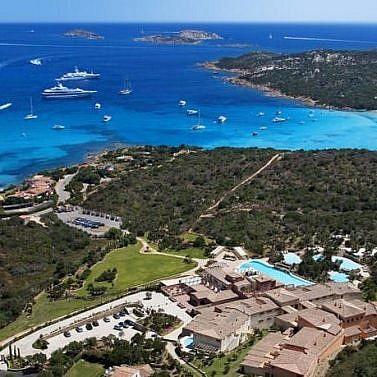 5*-Hotel an Sardiniens Smaragdküste